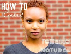 Today on the blog (talktresses.com) our contributing writer @nykseries shares how to fully commit to your natural hair journey  How long have you been natural? What's the hardest part about staying natural? #naturalhair #instadaily