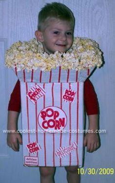 Popcorn box halloween costume contest at costume works coolest homemade popcorn box halloween costume solutioingenieria Choice Image