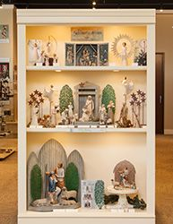 Nativities In-Store Display