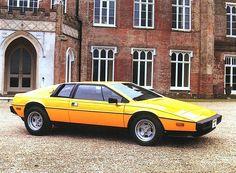 Lotus Esprit S2 2.2