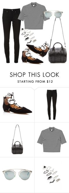 """""""Untitled #311"""" by charlotte-down on Polyvore featuring Ivanka Trump, Burberry, Alexander Wang, Monki, Christian Dior and Topshop"""