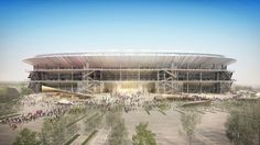 Nikken Sekkei   Pascual i Ausió construiran el nou Camp Nou