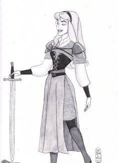 Warrior Princess: Aurora