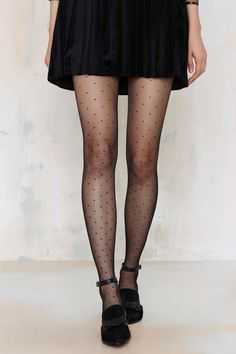 Dot For Sale Sheer Tights