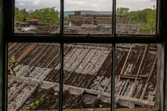 Charlestown Works, May 2017 Derelict Places, May 2017, More Photos, Railroad Tracks, It Works, Abandoned Places, Nailed It, Train Tracks