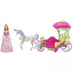Barbie Dreamtopia Karoca Krainy Słodkości DYX31