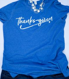 90477596548c Thanks-Given Christian Inspired Women s Tee