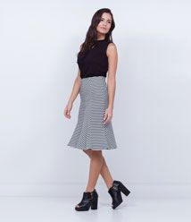 Tendência Listras: Moda Feminina - Lojas Renner