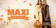 Maxi-Mäntel #coats #trends #fashion #winter #designer