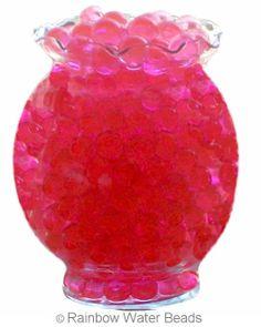 Begonia Water Beads