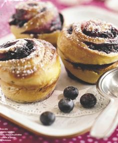 Brioche Recipe, Kiss The Cook, Doughnut, Cheesecake, Food And Drink, Sweets, Bread, Baking, Desserts