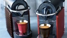 The Nespresso PIXIE coffee machine is fast, intuitive and economic - bursting with eco-intelligence.