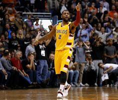 Blog Esportivo do Suíço:  Irving salva, Cavs batem Suns e se recuperam de derrota para Blazers