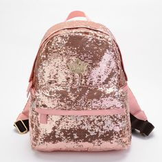 3c17b38f8723 Cheap Pink Shine Crown Girl School Rucksack Sequin Student Backpack For Big  Sale!
