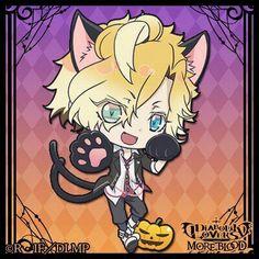 (Chibi) Monster Cat Kou Makumi