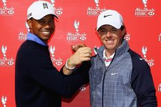 Tiger Woods, Rory Mcilroy were worlds apart during filming of Nike ad - SBNation.com