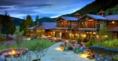 The Ranch At Rock Creek in Philipsburg, Montana - All Inclusive Travel Deals | Luxury Link