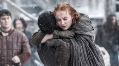 Share this post!  On this week's Game of Thrones, someone finally tells Jon what he needs to hear. The reunion between Sansa and Jon was the best. I have been waiting and waiting for Stark siblings to find each other for SEASONS. They have been separated for too long. While Jon was moping around wanting …