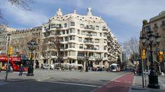 Casa Mila (casa Pedrera) Barcelona