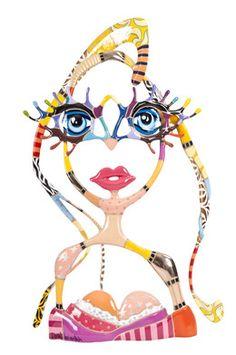Dorit Levinstein, 'Barbie,' ca. 2014, Eden Fine Art
