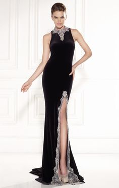 Tarik Ediz 92510 Dress - MissesDressy.com