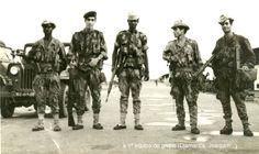 Portuguese Army Comandos - Colonial War Guinea 1966