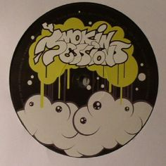The artwork for the vinyl release of: Escapism Refuge - On The Fence (Smokin Sessions) #music Bass