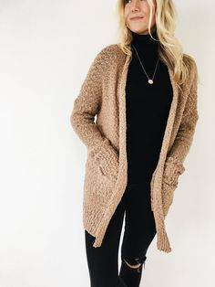 Hug It Out Cardigan | ROOLEE