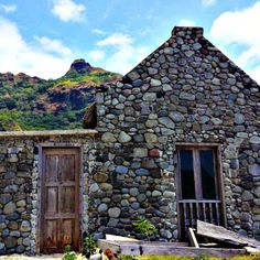 Breathtaking Batanes: 25 Photos That Will Make You Want To Visit Batanes Filipino Architecture, Philippine Architecture, Batanes, Philippines Travel, 2016 Wishes, Make It Yourself, House Styles, Places, Stone