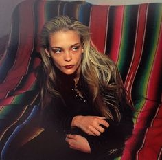 """ Jaime King photographed by Nan Goldin, 1996 "" Jamie King, Nan Goldin Photography, Heroin Chic, King Photo, Milla Jovovich, Wow Art, Photo Look, Kate Moss, Fashion Photo"