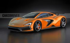 The carbon fiber body 2016 McLaren P14 would be equipped with a V8, twin-turbocharged engine with the capacity of 3.8 liters. Price and release date will be