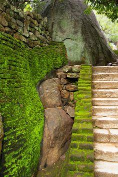 Sigiriya Sri Lanka, via Flickr - Darkydoors