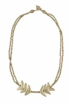 Bird Charm Short Necklace in Gold or Silver.  Raven + Lily: Empowering women through design.