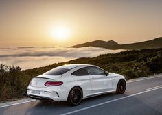 After all rumors and speculations on 2017 #Mercedes #Benz #C63 AMG Coupe
