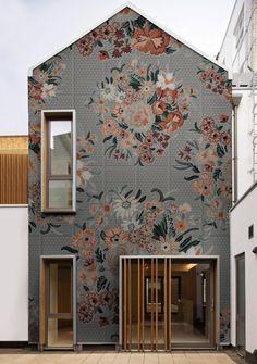 FLO Wallpaperdesigned by De Meo + De Bona fortheOUTSYSTEM™ Collection© Wall&decò.