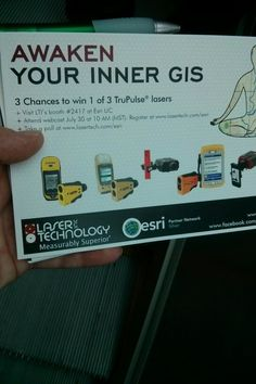 Awaken your inner GIS