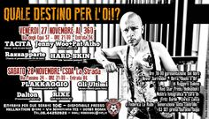 "New poster made for ""Quale destino per l'Oi?"" #music #festival #skinhead #punk #Hellnation"
