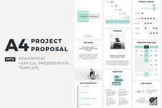 mountain powerpoint templatebrandearth on @creativemarket, Presentation templates