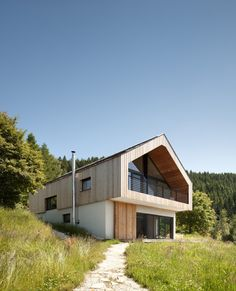 House SPI in Carinthia by Spado Architects