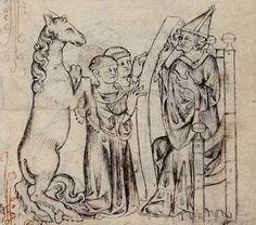 Bestiaire du Moyen Âge
