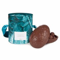 Harvey Nichol's Milk Chocolate Egg | Best Chocolate Easter Eggs | Easter Ideas | Food | Red Online