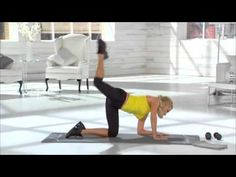 Tracy Anderson: Metamorphosis (Omnicentric) - Day 31-40 - YouTube