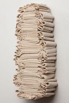 shibori lover 織物, julianminima: Kate Carr PIle 1 starched cotton