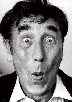 """Frankie Howerd - 6 March 1917 – 19 April Comedian and comic actor, educated at Shooters Hill Grammar School. He lived in the """"Eltham Hutments"""". The Wetherspoons pub called The Banker's Draft has is themed around Howerd and other famous residents. British Comedy, British Actors, British Sitcoms, British Humor, British History, Comedy Actors, Actors & Actresses, Actors Funny, Dibujo"""