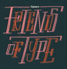 . #type #typography
