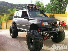 SAS Suzuki Sidekick