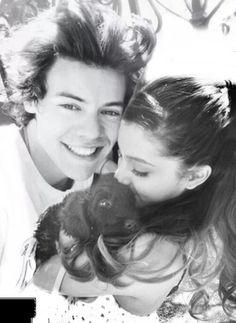 harry styles proppsing to ariana grande | Ariana Grande : Ariana Grande e Harry Styles stupendi insieme
