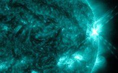 Las espectaculares erupciones solares podrían afectar a nuestros GPS y comunicaciones