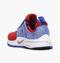 uk availability 72edc 2babf Nike Air Presto Qs Gym Red Racer Blue Sale