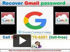 Aren't you able to recover your Recover Gmail Password? Do you know how to recover forgotten Gmail account password? If no, then instead of worrying, just make a call at Recover Gmail Password 1-877-776-6261. Our technicians available 24 hours a day at the helpline cater all your needs in an effective manner. In addition to this, our service charges are quite nominal which won't bore any hole in your pocket.